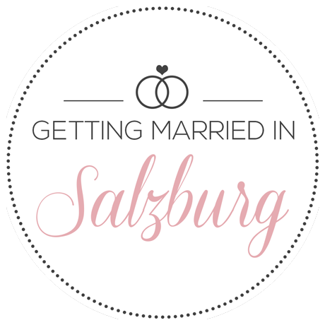 Logo of Getting married in Salzburg