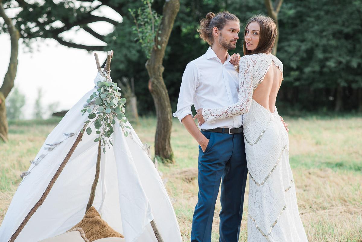 Boho Stil eine hippie hochzeit im boho stil styled shooting heiraten in