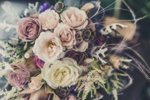 Trachten-Brautstrauss