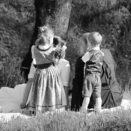 Bettina und Max mit den Kids