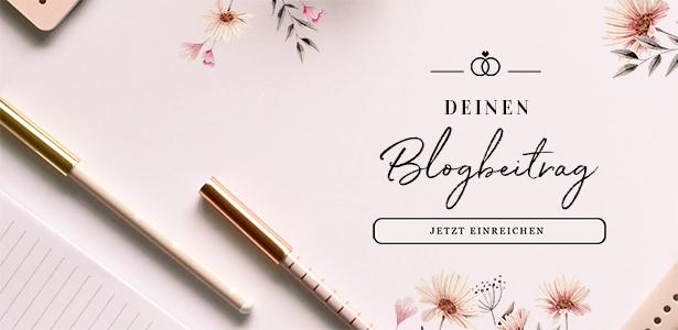 Deinen Blogbeitrag einreichen