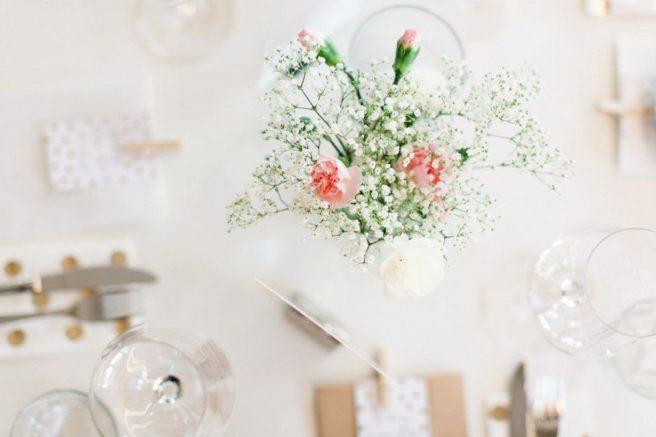 Blumen-Deko & Tischgesteck