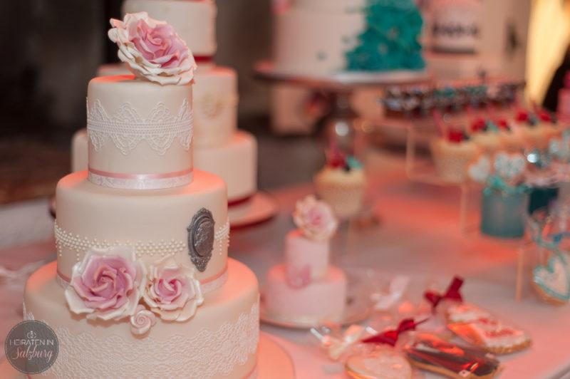 Bezaubernde Hochzeitstorten
