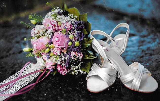 Brautstrauß Florist Großgmain