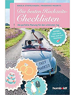 Buch: Die besten Hochzeits-Checklisten