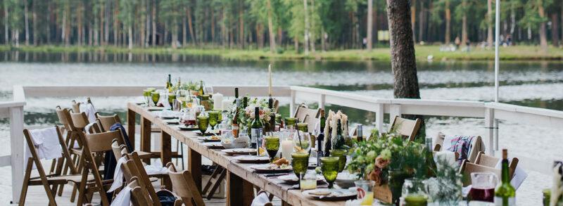 Die perfekte Hochzeitslocation finden