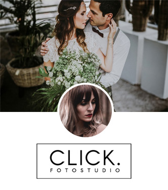 Hochzeitsfotografen aus Bergheim - CLICK. Fotostudio