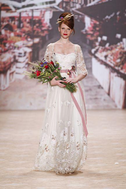 Lena Hoschek Hochzeitskleid