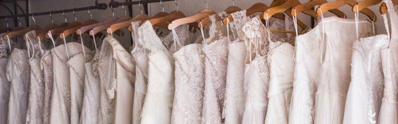 Das perfekte Hochzeitskleid finden