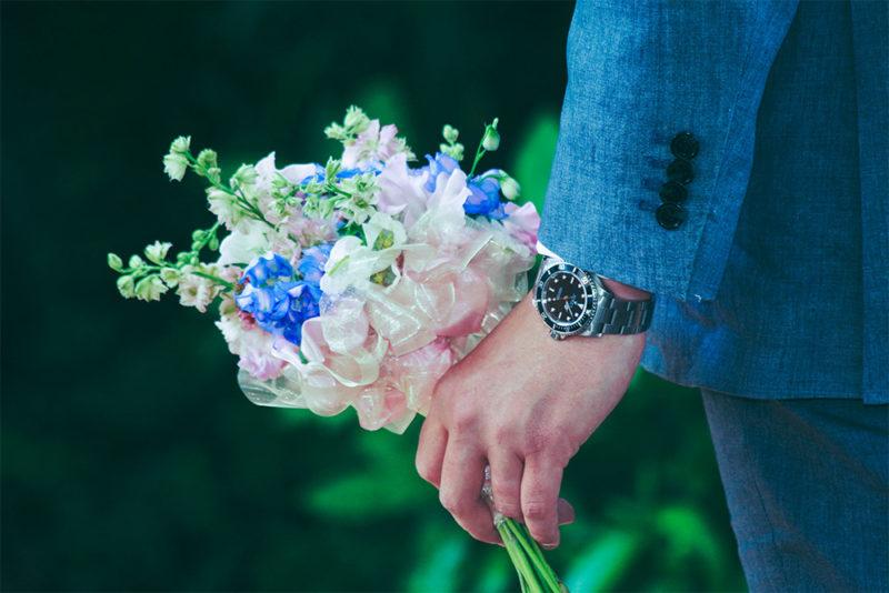 Datum für den Hochzeits-Antrag