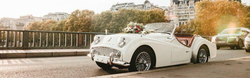 So findet ihr euer perfektes Hochzeitsfahrzeug