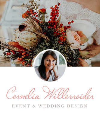 Hochzeitsplanerin Cornelia Willeroider - Wedding Dreams