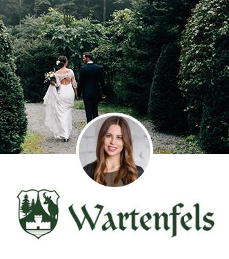 Hochzeitslocation Ansitz Wartenfels