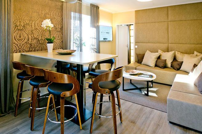 Apartment Mozart in der Salzburg Residence