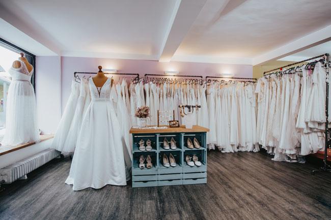 Glückskleid Brautsalon für das perfekte Hochzeitskleid