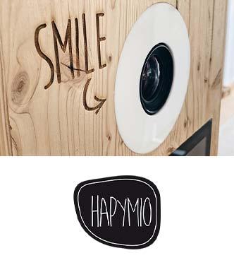Hapymio Fotoboxen