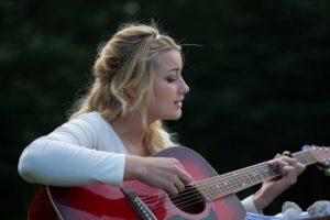 Musikalischer vorgetragener Heiratsantrag