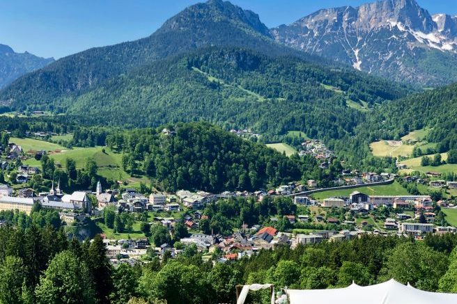 Hochzeit in den Bergen Berchtesgadens