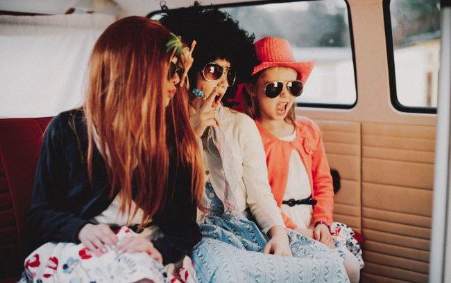 Kinder im Fotobus - Hochzeitsbetreuung