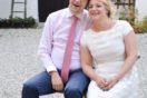 Dani und Werner während der Hochzeitsspiele