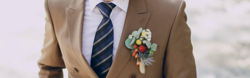 Deine persönliche Hochzeitsanzug-Checkliste