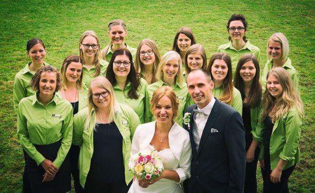 Chorgruppe Aufdraht Hochzeit