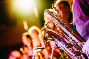 Saxophon Band