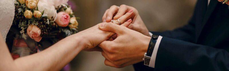 Freie Trauung mit Hochzeitsredner