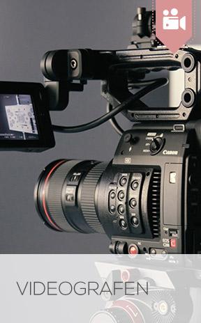 Hochzeitsfilmer Kamera