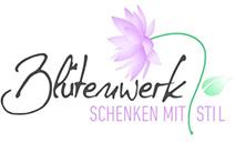 Logo Blütenwerk Floristik Großgmain