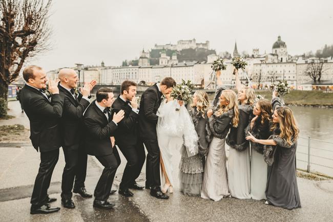 Hochzeit in Salzburg - Camwork