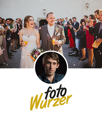 Hochzeitsfotografie Marcel Wurzer - Foto Wurzer