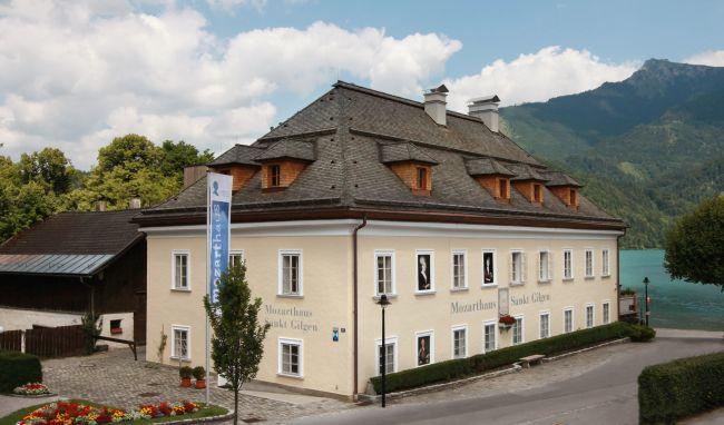 Das Mozarthaus St. Gilgen am Wolfgangsee
