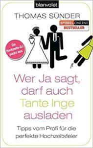 Hochzeitsratgeber Buch