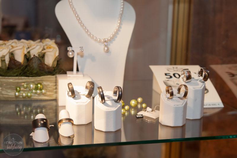 Eheringe und Schmuck aus Freilassing: Juwelier Rassmann