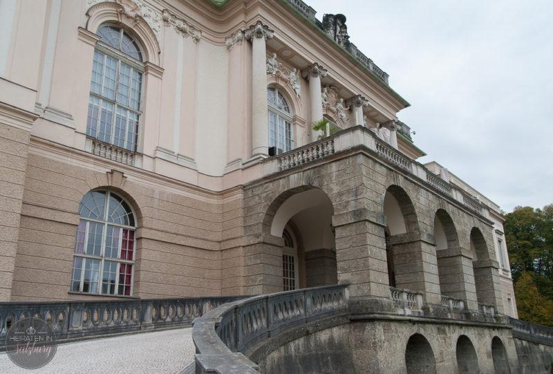 Das Schloss Klessheim als Hochzeits-Location