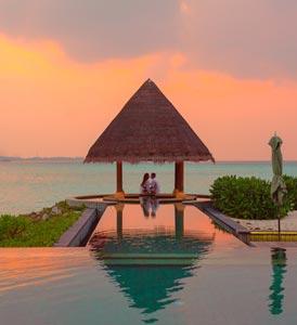 Honeymoon am Meer