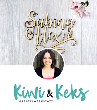 Kreativwerkstatt für die Hochzeit - Kiwi & Keks