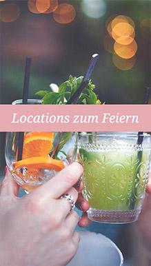 Salzburgs Locations zum Feiern