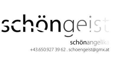 Logo schöngeist