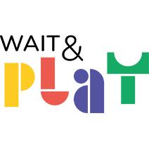 Wait & Play - Spielzeugkiste für die Hochzeit