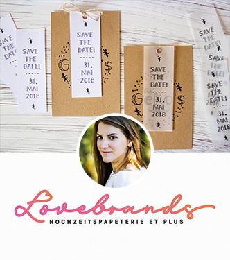 Lovebrands - Hochzeitspapeterie et Plus