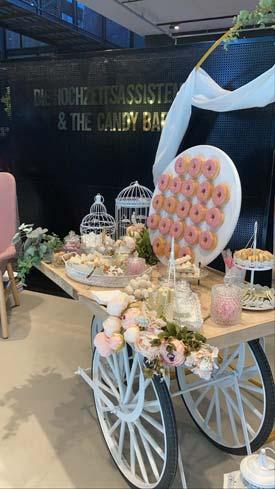 Die Hochzeitsassistentin und The Candy Bar auf der Luft & Liebe 2021