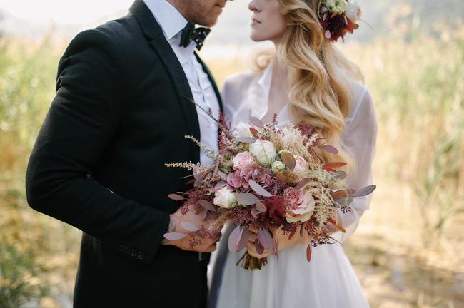 Hochzeitsfloristik aus Berndorf bei Salzburg - Melanie Rösslhuber - Blütenlust