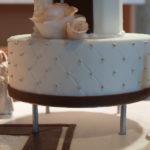 Hochzeitstorte von Café Konditorei Vogg