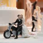 Hochzeits-Tortenfiguren