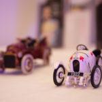 Oldtimer Modell-Autos