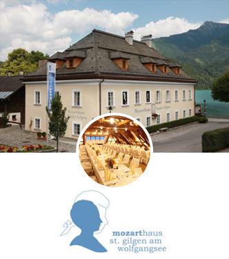 Mozarthaus St. Gilgen am Wolfgangsee