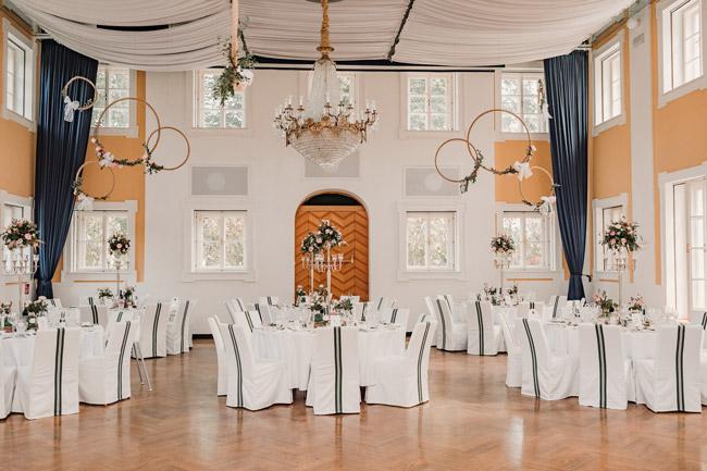 Dekorationen für eure Hochzeitsfeier - mydekostories Salzburg