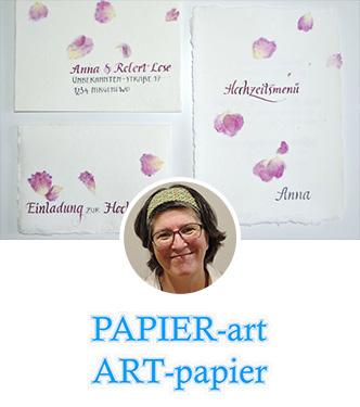 PAPIER-art Hochzeitspapeterie